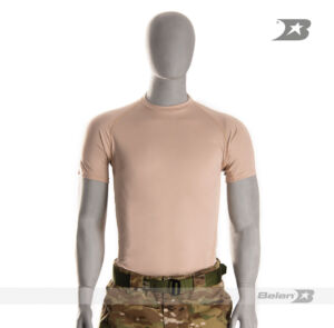 CAMISETA TACTICAL T-SHIRT FS BEIGE TIPO F