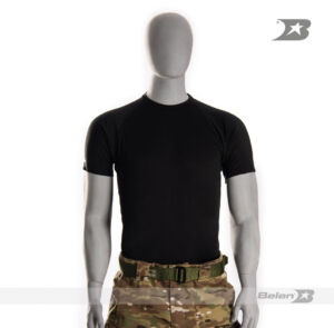 CAMISETA TACTICAL T-SHIRT FS NEGRO