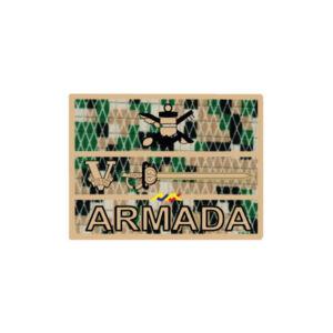 PERSIANA-TABLERO ARMADA, CPV Y DISTINTIVO ADMINISTRACION