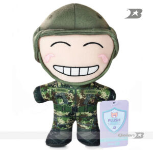 BABY SOLDIER NAUGTHY