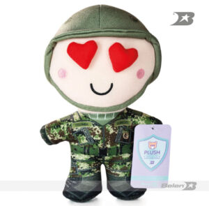 BABY SOLDIER IN LOVE