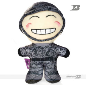 BABY SOLDIER NAUGTHY FAC