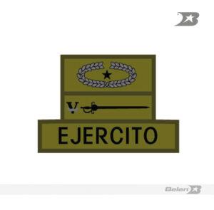 PERSIANA TABLERO EJERCITO, CPV Y HERIDO 1 VEZ