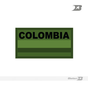 BANDERA COLOMBIA UNIFORME