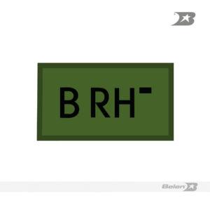 RH / B RH NEG