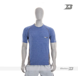 CAMISETA BSPORT STORMED AZUL