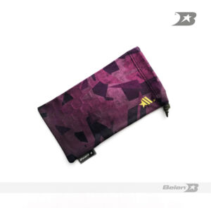 MICROBAG PURPLE-HEX