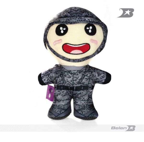 BABY SOLDIER SURPRISED FAC