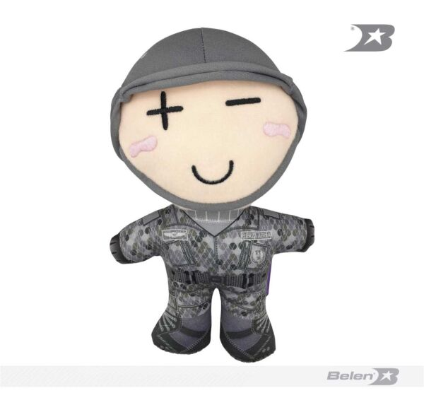 BABY SOLDIER WINKING FAC