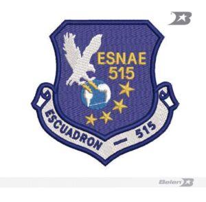 PARCHE ESCUADRÓN 515 - ESNAE