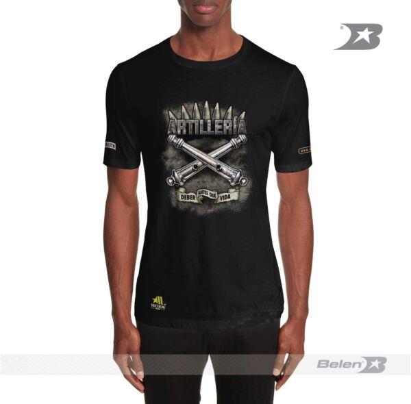 camiseta artillería
