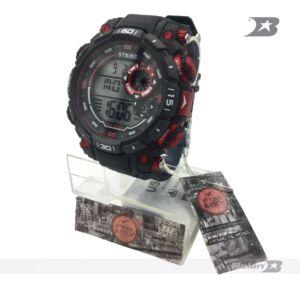 RELOJ STRIKE YP-16705-01 BLACK