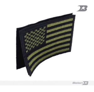 Parche Bandera Usa Tactical Flag
