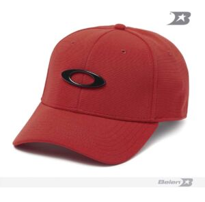 GORRA OAKLEY TINCAN RED-BLACK (911545-4A4)