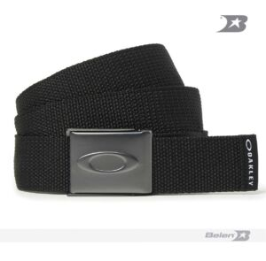 CORREA OAKLEY ELLIPSE WEB BELT BLACKOUT  96185-02E