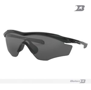GAFAS OAKLEY M2 FRAME XL POLISHED BLACK GREY (009343-01)
