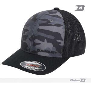 GORRA OAKLEY TRUCKER CAP BLACKOUT