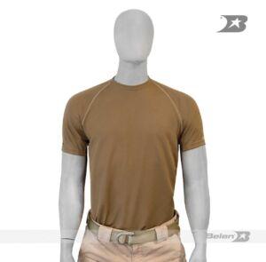 CAMISETA TACTICAL T-SHIRT FS ARMADA NACIONAL CAMEL