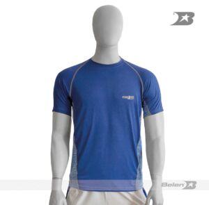 CAMISETA BSPORT WOUND BLUE/ROYAL